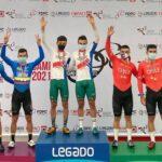 Con un bronce se cerró la actuación chilena en el Panamericano de Ciclismo en Pista