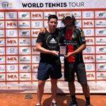 Gonzalo Lama se tituló campeón del M15 de Antalya