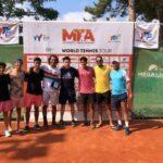 Gonzalo Lama logró su segundo título consecutivo en Turquía