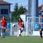 La Roja Femenina cayó por la cuenta mínima en partido amistoso ante Eslovaquia