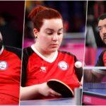 Paratenimesistas nacionales clasificados a Tokio competirán en República Checa
