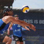 Los primos Grimalt se despidieron del World Tour de Vóleibol Playa de Ostrava