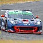 Nicolás Pino tuvo un debut ganador en el Supercars Endurance GT4 South