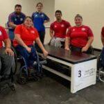 El Team ParaChile compite esta semana en Europa y Asia