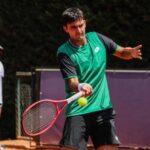 Tomás Barrios cayó en la primera ronda del Challenger de Almaty