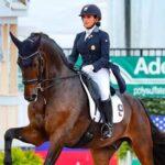 Virginia Yarur clasificó a los Juegos Olímpicos en el adiestramiento ecuestre