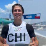 Clemente Seguel finalizó en el lugar 22 del velerismo en Tokio 2020