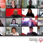 Olímpiadas Especiales Chile y FedeSki firmaron un convenio de colaboración