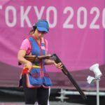 Francisca Crovetto finalizó en el lugar 23 del tiro skeet en Tokio 2020