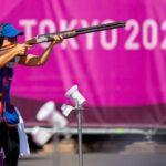 Francisca Crovetto quedó prácticamente fuera de la final del tiro skeet en Tokio 2020