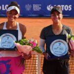 Bárbara Gatica se tituló campeona de dobles en W60 de Polonia