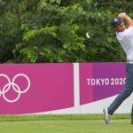 """""""Mito"""" Pereira fue el mejor chileno en el arranque del golf en Tokio 2020"""