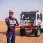 """Ignacio Casale: """"Quiero ganar el Rally Dakar en camiones"""""""