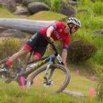 Martín Vidaurre debutó en los Juegos Olímpicos con un lugar 16 en el Mountain Bike