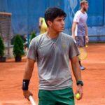 Matías Soto se instaló en las semifinales de dobles del M15 L'Aquila