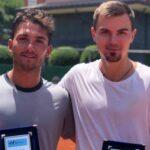 Miguel Pereira sumó un nuevo título de dobles en Turquía