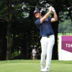 """Una gran ronda deja tercero a """"Mito"""" Pereira en el golf de Tokio 2020"""