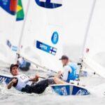 Clemente Seguel se mantiene en el lugar 19 del velerismo en Tokio 2020