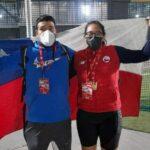 Chile obtuvo nueve medallas en el Sudamericano Sub 20 de Atletismo