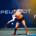 Bárbara Gatica avanzó a la ronda final de la qualy en España