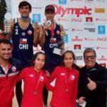 Chile irá con equipo completo al Mundial U19 de Vóleibol Playa