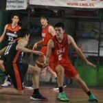 Chile tiene nómina para el Premundial Masculino U16 de Básquetbol