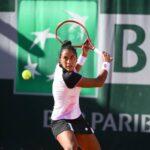 Daniela Seguel avanzó a los cuartos de final de dobles en Valencia