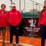 Las damas sumaron un nuevo triunfo en el Sudamericano Sub 16 de Tenis