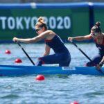 María José Mailliard y Karen Roco ganaron la Final B del canotaje en Tokio 2020