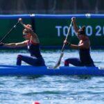María José Mailliard y Karen Roco disputarán la Final B del canotaje en Tokio 2020