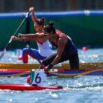 María José Mailliard clasificó a las semifinales del canotaje en Tokio 2020