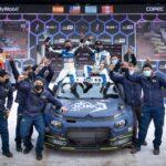 Pedro Heller se alzó como el ganador del RallyMobil Rinconada - Los Andes