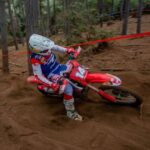 Ruy Barbosa se quedó con la segunda fecha del Nacional de Moto Enduro