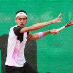 Alejandro Tabilo cayó en la primera ronda del Challenger de Meerbusch