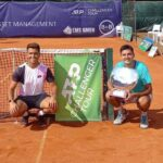 Tomás Barrios es el nuevo campeón del Challenger de Meerbusch
