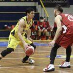 Basket UdeC dio el primer golpe en la final Centro de la Liga Nacional de Básquetbol